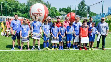 Photo of Finał Orlen Szkolnej Ligi MDK