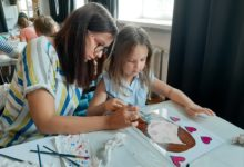 Photo of Warsztaty malowania na szkle