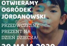 Photo of Otwieramy Ogród Jordanowski