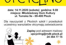 Photo of Upcycling – warsztaty dla nauczycieli