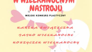 """Photo of Miejski Konkurs Plastyczny """"W wielkanocnym nastroju"""""""